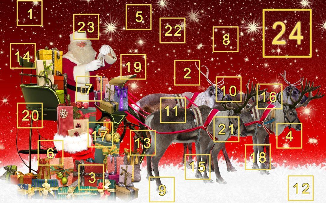 Kinder Weihnachtskalender.Die Schönsten Adventskalender Für Kinder Von Klein Bis Groß