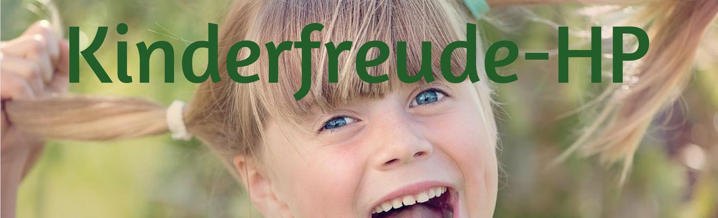 Kinderfreude-Homepage