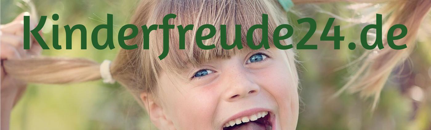 Leuchtende Kinderaugen durch kinderfreude24.de
